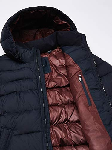 Tommy Hilfiger mens Classic Hooded Puffer Jacket (Standard and Big & Tall)