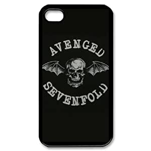 iPhone 4,4S Phone Case Avenged Sevenfold FT91774