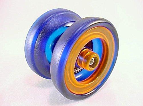 YoYoFactory Grind Machine Unresponsive YoYo ( Color : Blue and Orange )