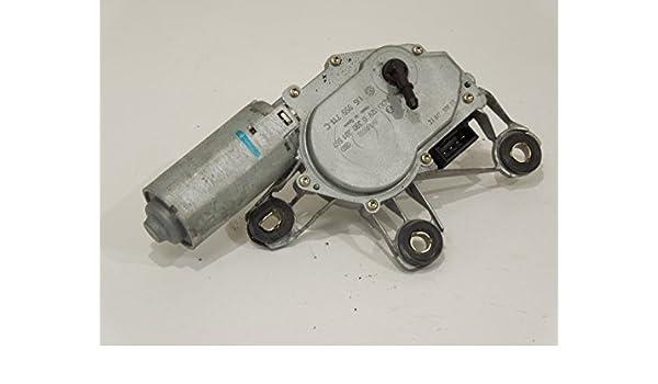 VW Golf Mk4 - Motor de limpiaparabrisas trasero: Amazon.es: Coche y moto