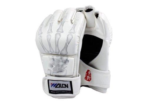 Fantastic Zone Half Finger Boxing Gloves Sanda Fighting Sandbag Gloves MMA UFC