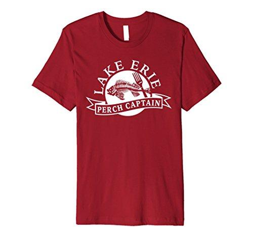 (Lake Erie Perch Fishing Shirt)