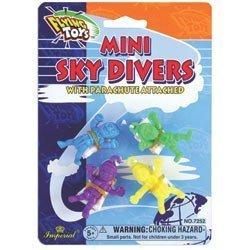 Mini Sky Divers (Disk Mini Diver)