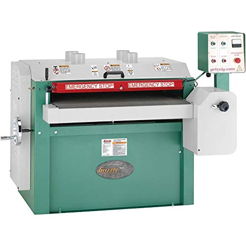 Grizzly G0449 Drum Sander 10-HP Single-Phase, 37-Inch Review