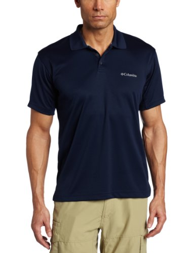 Columbia Mens Tall Utilizer Polo