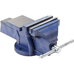 BGS 59265 | Tornillo de banco | mordazas de 125 mm