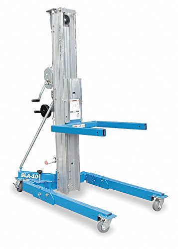 - Genie Super Lift Advantage, SLA- 10, 1000 lbs Load Capacity, Lift Height 11' 5.5
