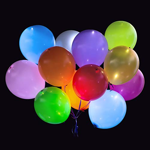 Helium Balloons With Led Lights in US - 2
