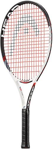 (HEAD Speed 25 Comp Junior Tennis Racquet, Strung)