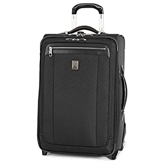Travelpro Platinum Magna 2 Carry-On Expandable Rollaboard Suiter Suitcase, 22-in., Black (B00X6JRSMK) | Amazon price tracker / tracking, Amazon price history charts, Amazon price watches, Amazon price drop alerts