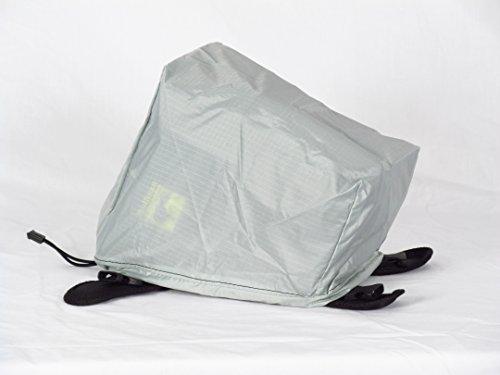 Wolfman LuggageM930 - Rain Cover-Enduro Tank (Tank Bag Rain Cover)