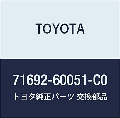 TOYOTA Genuine 71692-60051-C0 Seat Cushion Hinge Cover