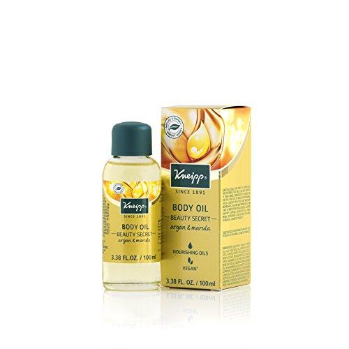 Kneipp Argan Oil & Marula Body Oil, 3.38 fl. Oz, Beauty Secret ()