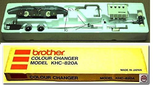 KHC820A Single Bed Color Changer for Brother 4.5mm (5.6 Gauge) Knitting Machine KH820 - KH970 by WeaveR (Image #1)