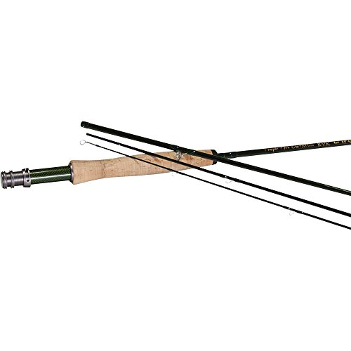 Temple Fork BVK Series Fly Rod, TF 08 90-4B