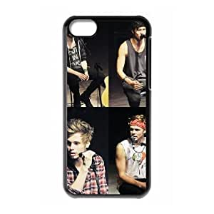 5S Summer iPhone 5c Cell Phone Case Black Customize Toy zhm004-3866917