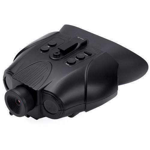 X-Vision Deluxe Rechargeable Digital Hands Free Night Vision Goggles