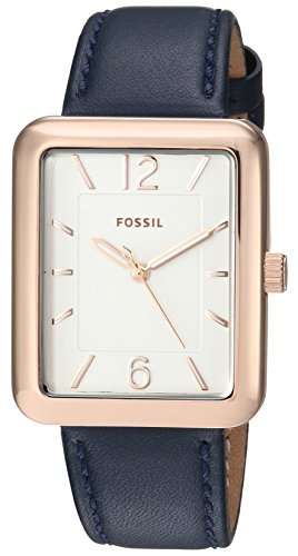 fossil blue watch women - 5