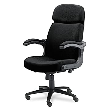 mayline big and tall pivot arm chair