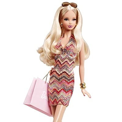 Barbie Collector The Barbie Look Collection: City Shopper Doll: Toys & Games