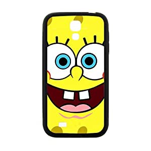 Lovely SpongeBo Cell Phone Case for Samsung Galaxy S4 by runtopwell
