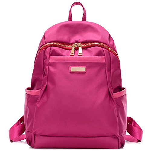 YNIQUE Water Resistant Nylon Backpacks Casual Dackpacks