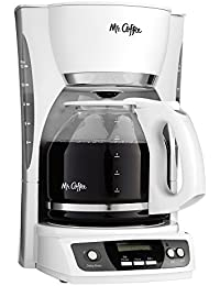 Mr Coffee Cgx20 Np Programmable Coffeemaker Features