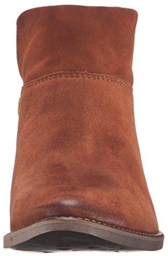 Bootie Steve Chestnut Phoenix Women's Suede Madden Ankle S0gwqUfgB