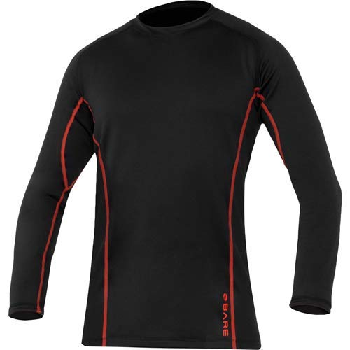 Bare Drysuit Undergarment Ultrawarmth Base Layer Mens Top (Medium) by Bare