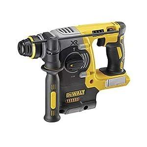 DEWALT DCH273N 18V XR Li-Ion SDS Plus Rotary Hammer Drill, 18 W, 18 V, Yellow/Black