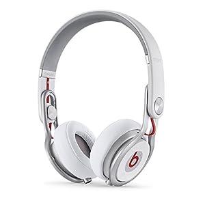 Beats Mixr On-Ear Headphones (White) [Electronics]
