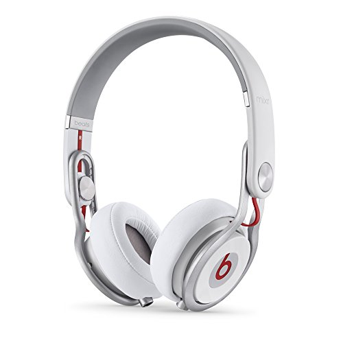Beats Mixr On-Ear Headphones (White) [Electronics]