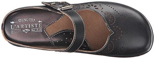 Lartiste Di Spring Step Womens Aneria Mule Black