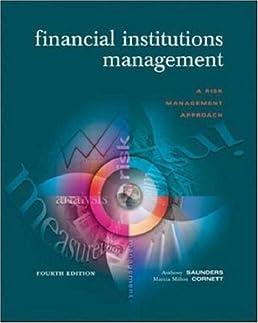 Financial Institutions Management:A Risk Management Approach