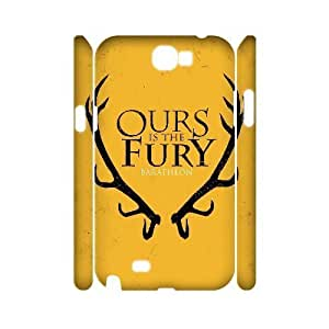 Game of Thrones 2 Phone 3D HTC One M7 [Pattern-1]