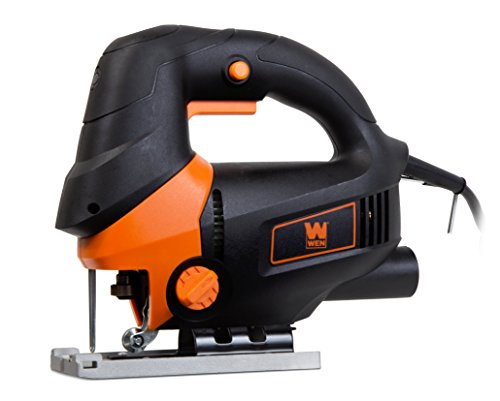 WEN 3602 6 Amp Variable Speed Orbital Jig Saw