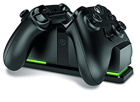 Charging Station with Elite Door for Xbox One- Black