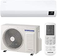 Ar Condicionado Split Samsung Digital Inverter Ultra 18000 BTUs Quente/Frio 220V AR18TSHZDWKNAZ