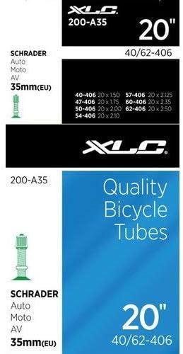 2508200200 406/AV 35/mm XLC V/élo Tuyau 20/X1.5//2.5/40//62