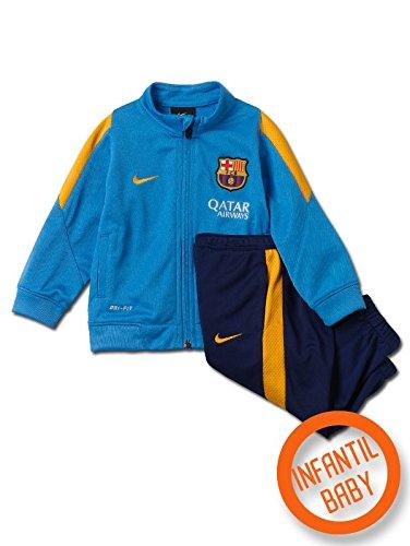 Nike - Chándal de bebés FC Barcelona 2015-2016: Amazon.es ...