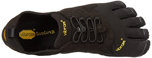 Five Outdoor Chaussures black Vibram Fingers Trek Ascent Noir Multisport Homme dIrq7YqHw