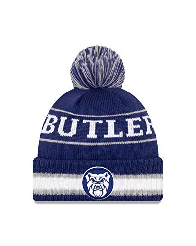 Butler Bulldogs College Vintage Select Knit Pom Beanie - Navy, One Size