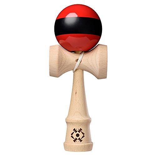 USA Kendama Tribute Wooden Stripe product image