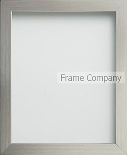 Frame Company Connolly Range 9x6 Inch Silver Picture Photo Frame