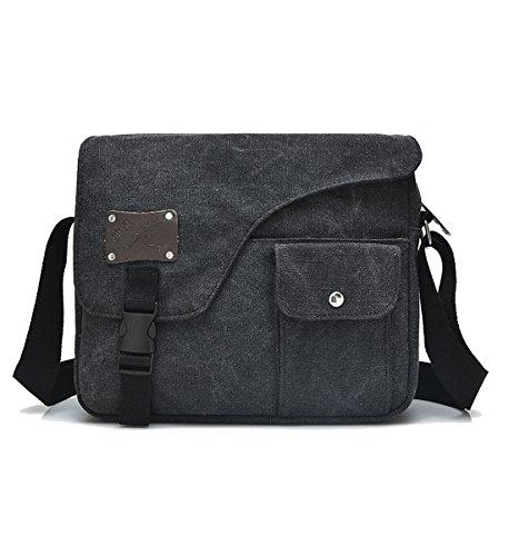 Body Black Man Made Handbags - 4