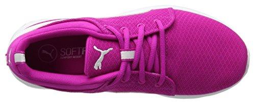 Puma 189025, Chaussures de Running Compétition Femme, Pink (Ultra Magenta-Puma White 08), 39 EU