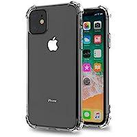 Capinha Anti Impacto TPU Transparente Bordas Reforçadas Para iPhone 11
