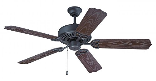 Craftmade OPXL52BR, Outdoor Patio Fan Brown 52