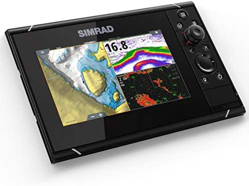 Simrad NSS7 EVO3 Radar Bundle Insight 4 G cúpula: Amazon.es ...
