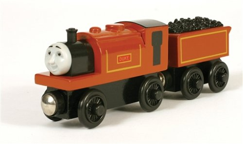 Learning Curve Duke - Retired Thomas the Tank Engine & Friends Wooden Railway